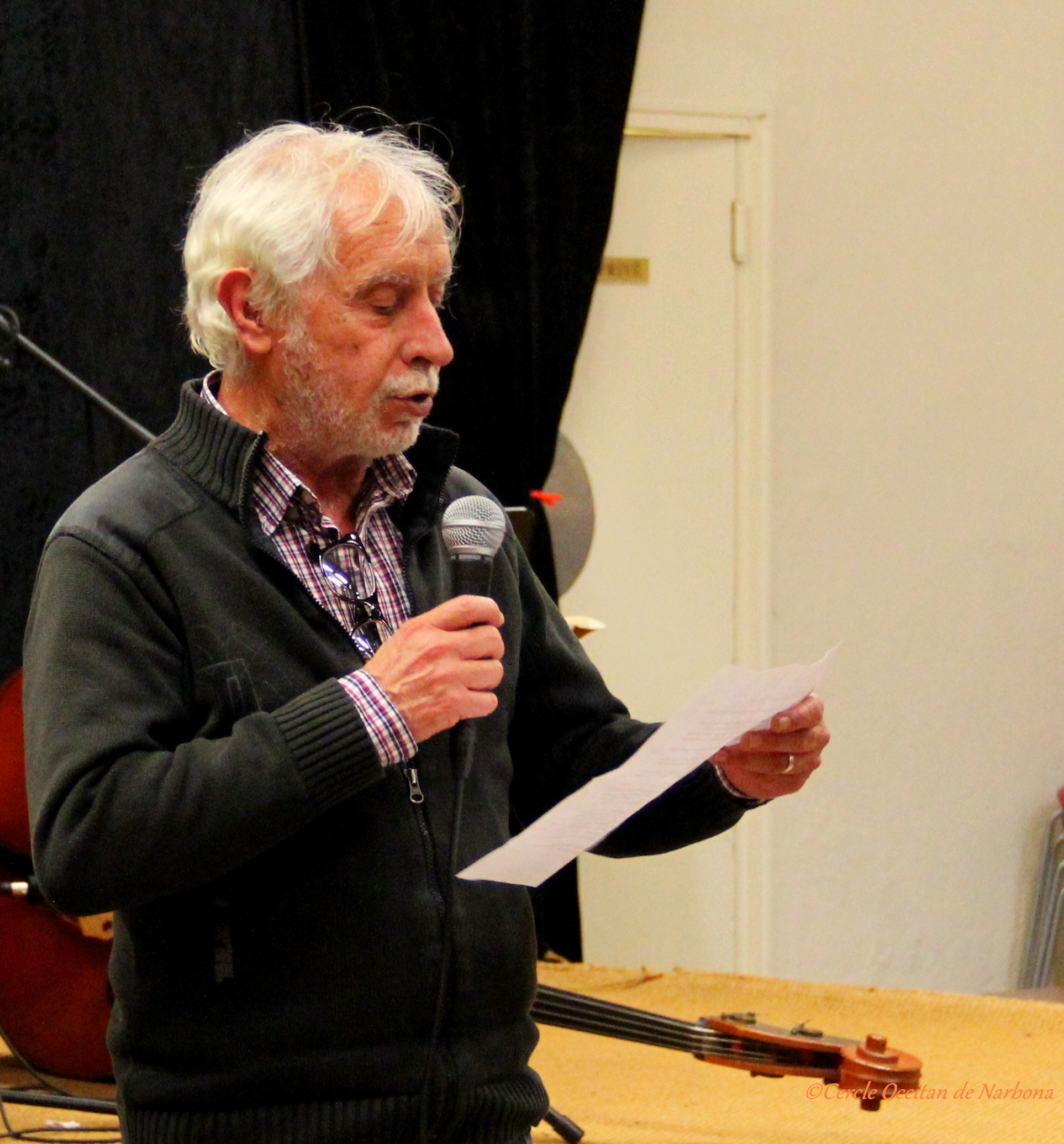 Alain Carbonnel Prsident  du Cercle