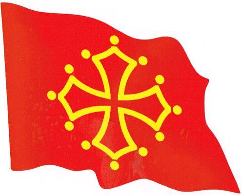 drapeau occitan